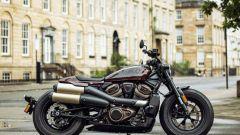 Nuovo Sportster Harley-Davidson: foto, caratteristiche e prezzo - Immagine: 3