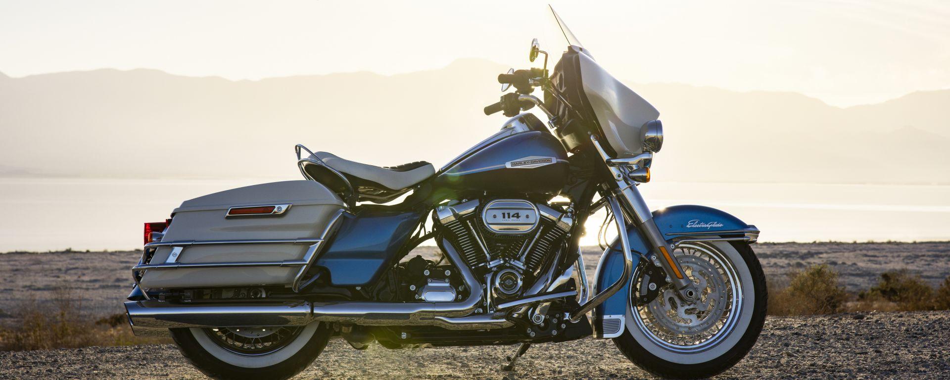 Harley-Davidson Electra Glide Revival 2021