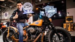Harley Davidson Farm Machine, Gabriele Funi (H-D Bologna)