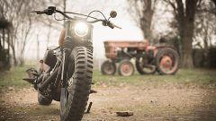 Harley Davidson Farm Machine, vista frontale