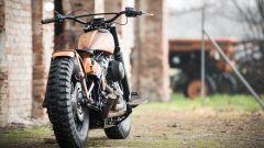 Harley Davidson Farm Machine, vista posteriore