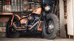 Harley Davidson Farm Machine