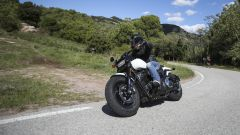 Harley-Davidson Fat Bob 2018: va come una naked - Immagine: 1