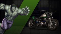 Harley-Davidson Fat Boy Hulk