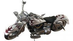 Harley Davidson FLH 1200cc del 1971: ecco la moto appartenuta a Ewan McGragor
