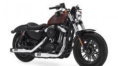 Harley Davidson Forty-Eight, potrebbe essere sostituita dalla 48X