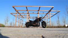 Harley-Davidson FXDR 114: 3/4 anteriore