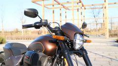 Harley-Davidson FXDR 114: dettaglio del cupolino