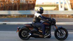 Harley-Davidson FXDR 114 in azione