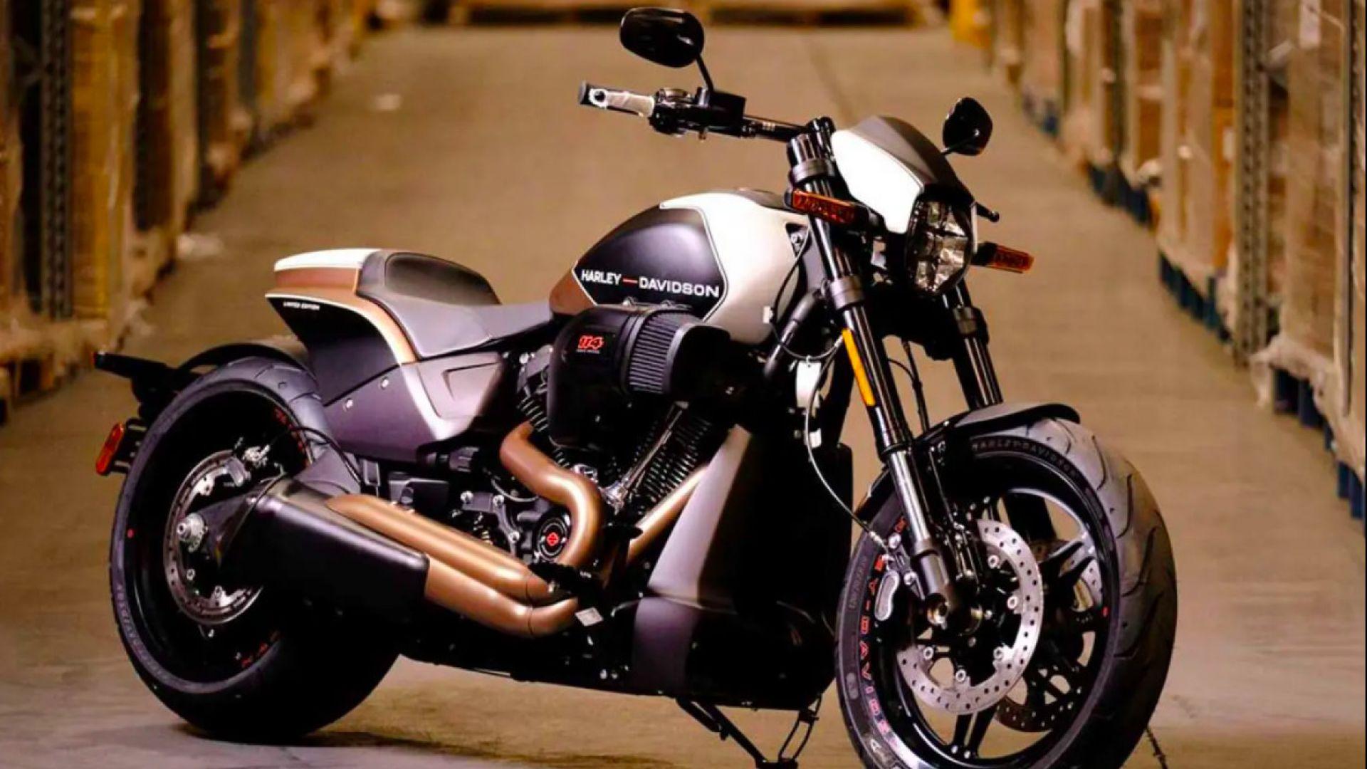 Harley-davidson Fxdr 114 Limited Edition 2020  Foto E Prezzo