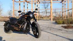Harley-Davidson FXDR 114: la ruota anteriore è da 19