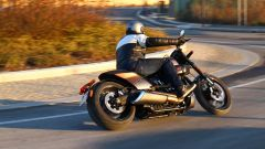 Harley-Davidson FXDR 114: uno scatto del test ride