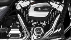 Harley-Davidson gamma 2017, motore Milwaukee Eight