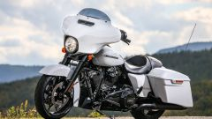 Harley Davidson gamma Touring 2020: le nuove finiture black