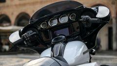 Harley Davidson gamma Touring 2020: l'infotainment della Street Glide Special