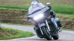 Harley Davidson gamma Touring 2020: Road Glide Limited