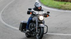 Harley Davidson gamma Touring 2020: Road Glide Special, vista frontale