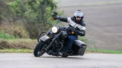 Harley Davidson gamma Touring 2020: Road King Special