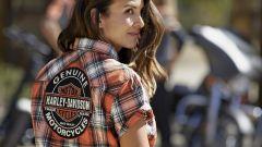 Harley Davidson Genuine, le radici del marchio affondano in questa linea heritage
