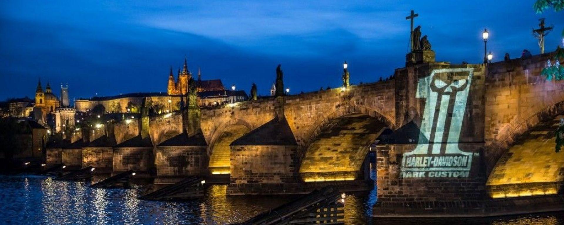 Harley Davidson: tutti a Praga per i 115 anni di attività
