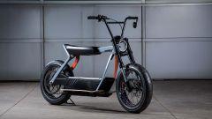 Harley-Davidson: il concept per uno scooter elettrico