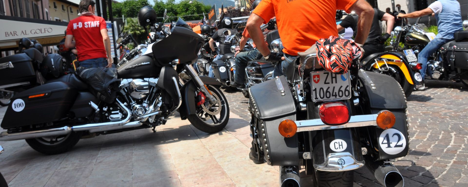 Harley-Davidson: il racconto della Chrono Alps 500