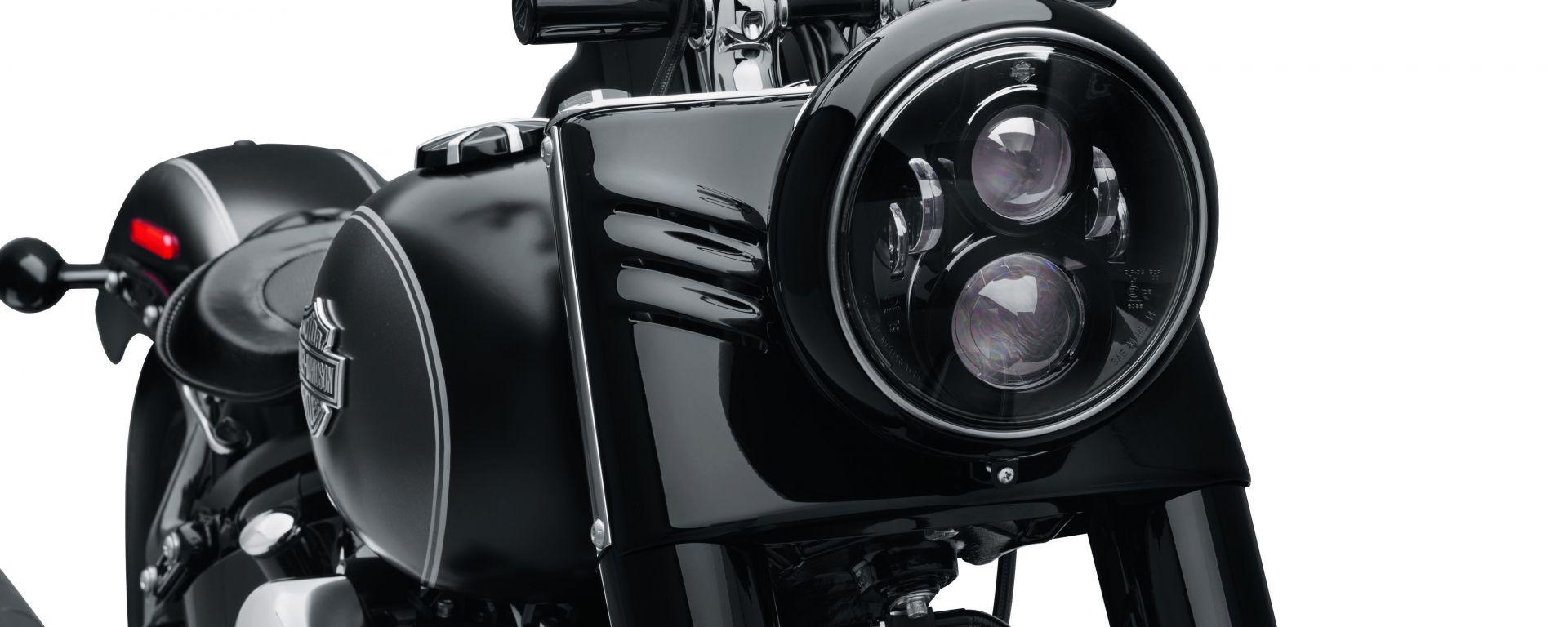 Harley-Davidson: kit illuminazione a Led