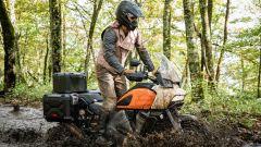 Harley-Davidson: la Pan America 2021 mentre affronta un guado