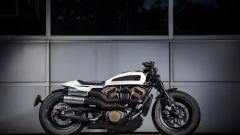 Harley-Davidson: la prossima custom con motore Revolution Max