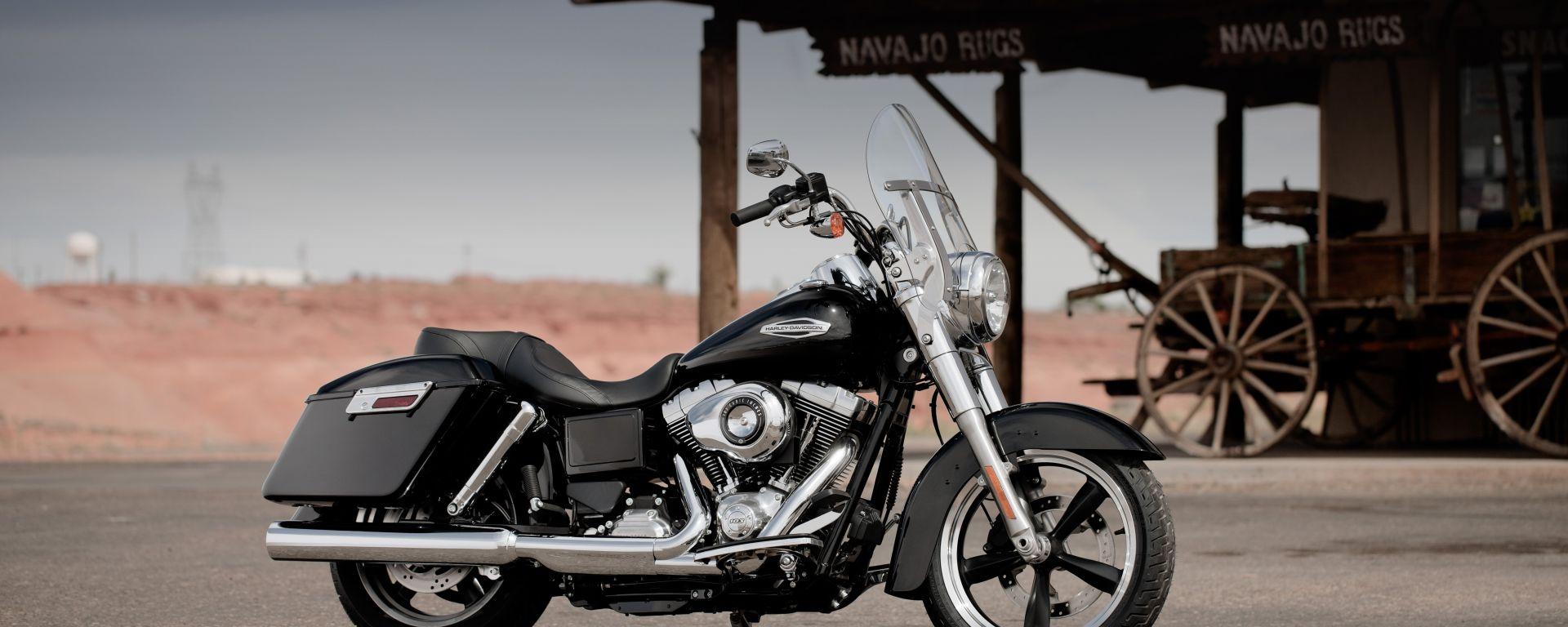 Harley Davidson: le novità dalla gamma 2012