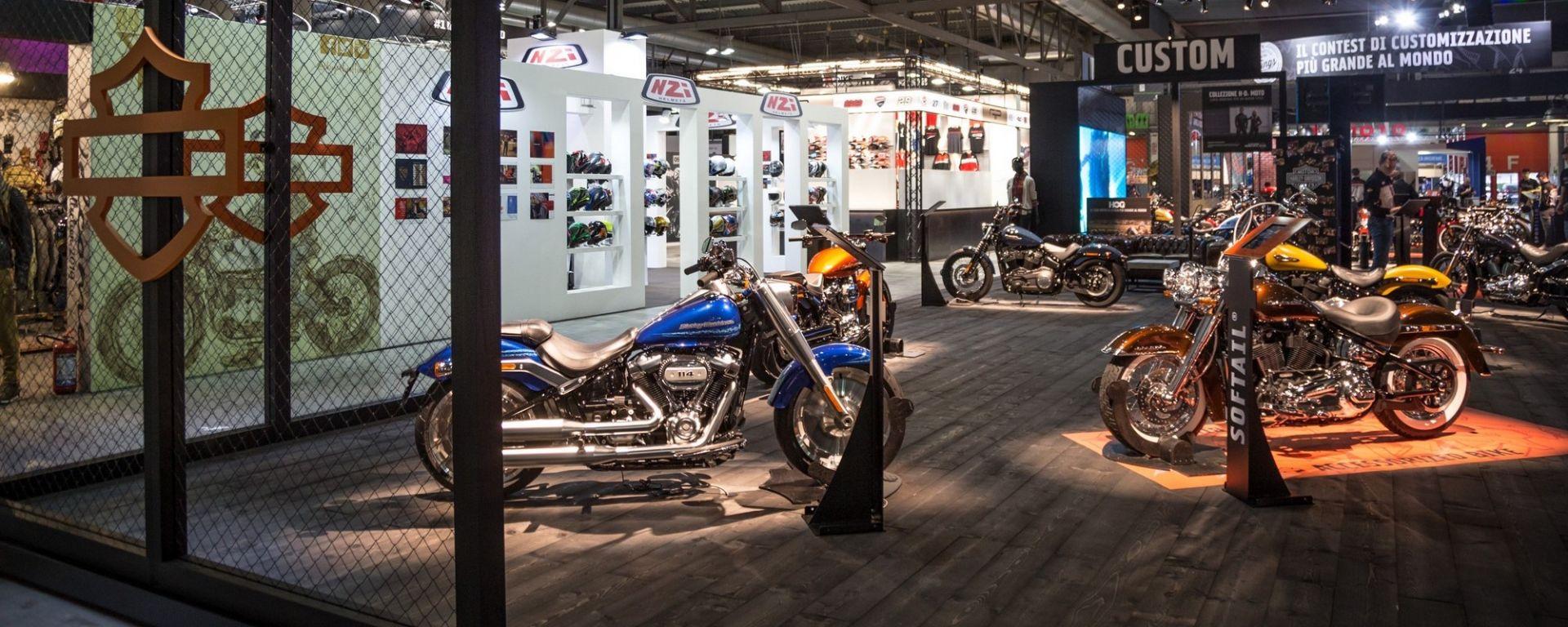 Eicma 2018, le novità Harley Davidson: FXDR 114 e tanto altro
