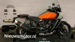 Streetfighter e Pan America 2020: le prime foto delle nuove Harley-Davidson - Immagine: 2