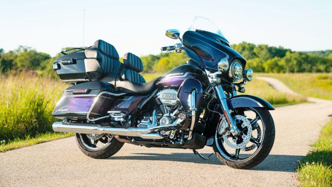 Harley-Davidson Limited CVO