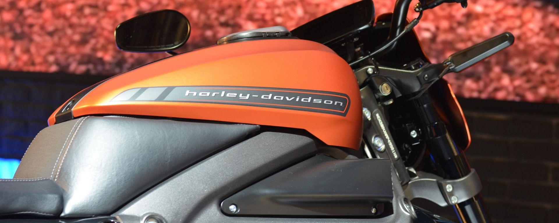 Harley-Davidson LiveWire: basterà la moto elettrica ad uscire dalla crisi?