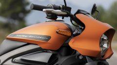 Harley Davidson Livewire: dettaglio del cupolino