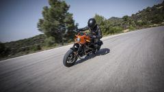 Harley Davidson Livewire: fatta anche per piegare