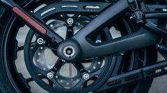 Harley Davidson Livewire: la trasmissione a cinghia