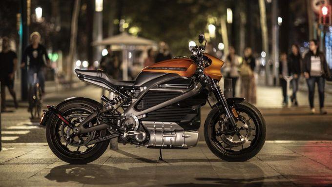 Harley-Davidson LiveWire: problemi di ricarica per la moto elettrica