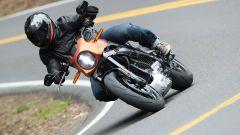 Harley-Davidson LiveWire: su strada con la yankee elettrica