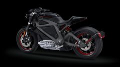 Harley-Davidson Project Livewire, nuove foto - Immagine: 8