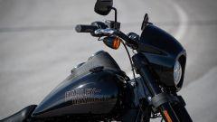 Harley-Davidson Low Rider S: la zona frontale