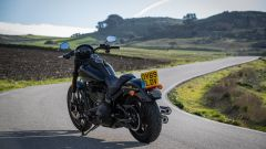 Harley-Davidson Low Rider S: vista 3/4 posteriore sinistra