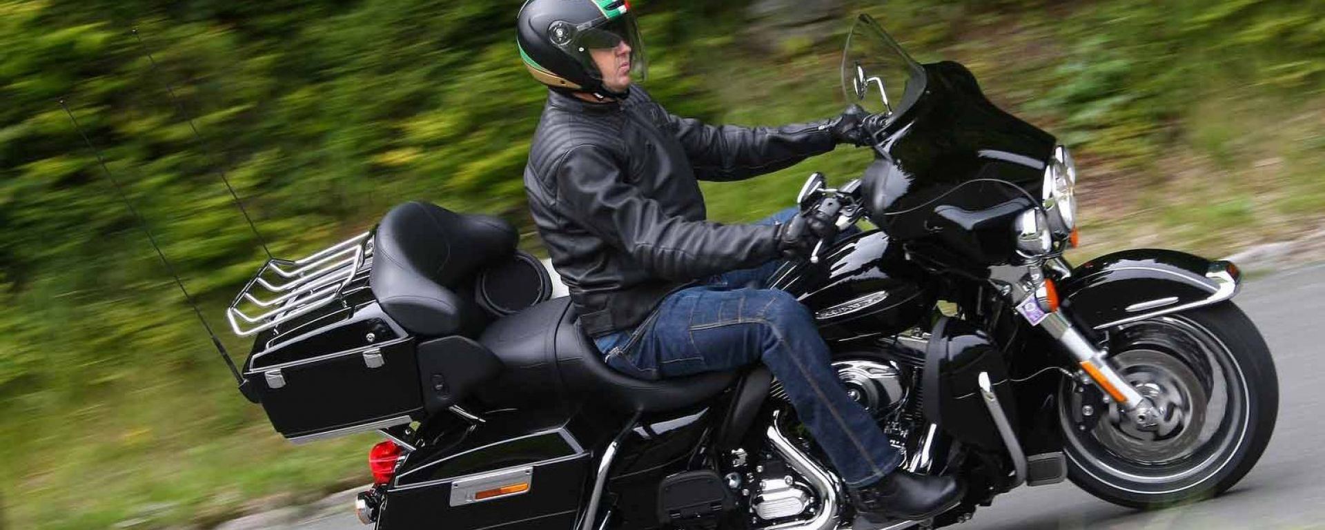 Harley Davidson MY 2011