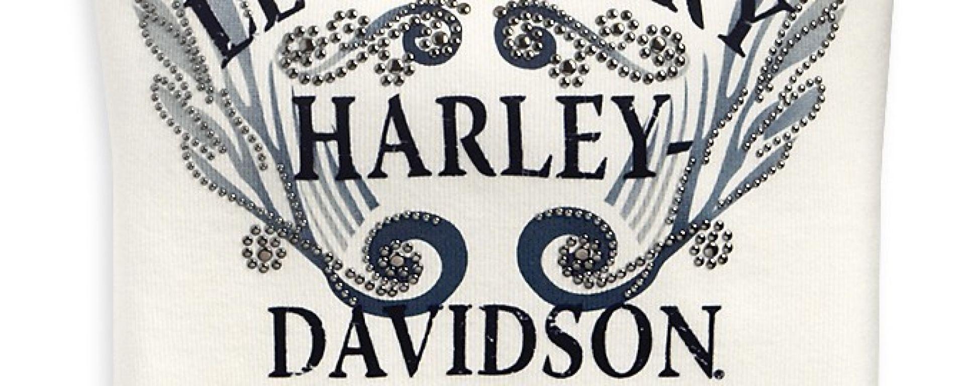 HARLEY DAVIDSON: Nuova collezione autunno 2010