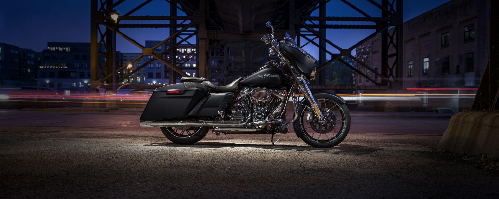 Endgame e Streamliner, i nuovi accessori Harley-Davidson
