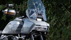 Harley-Davidson Pan America 1.250: dettaglio del cupolino