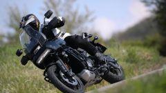 Harley-Davidson Pan America: una prova su strada sorprendente (Video) - Immagine: 1