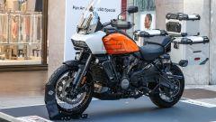 VIDEO: Harley-Davidson Pan-America e altre novità Harley a MIMO