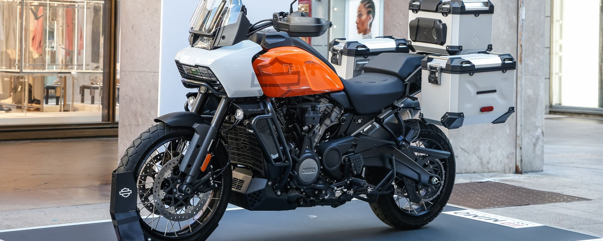 Harley-Davidson Pan America 1250, MIMO 2021