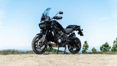 Harley Davidson Pan-America 1250 Special, 3/4 anteriore lato sinistro